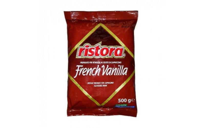 Горячий шоколад Ristora French Vanilla Ванильный каппучино