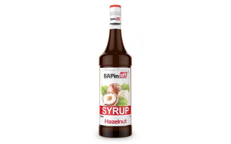 Сироп Barinoff Лесной орех