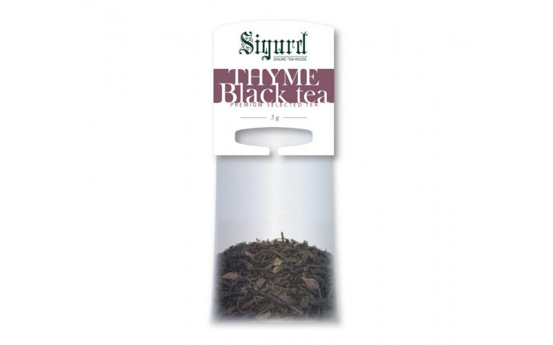 Thyme Black Tea
